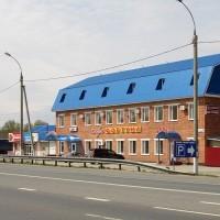 Отель Фортуна - вид с востока