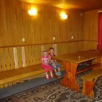 Отель Фортуна - сауна (комната отдыха)